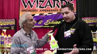 The Doc talks to Wizards at AutoWares Show