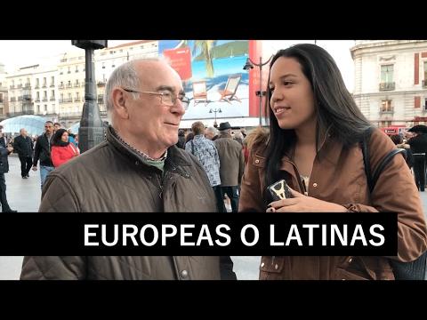 EUROPEAS O LATINAS // Roxyqui *