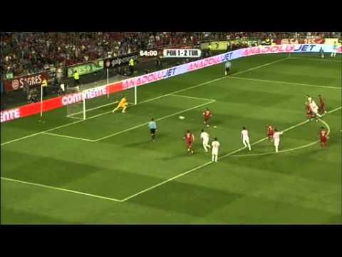Portugal-Türkei 1:3 All Highlights
