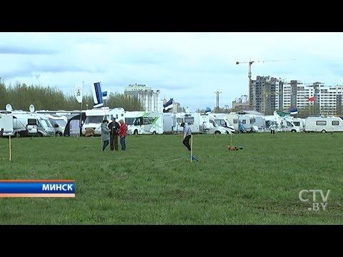 Три недели на путешествие по Беларуси: на территории аэропорта «Минск-1»