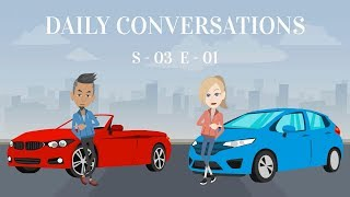 Learn English Conversation - 01 (Season - 03) | Daily English Conversations