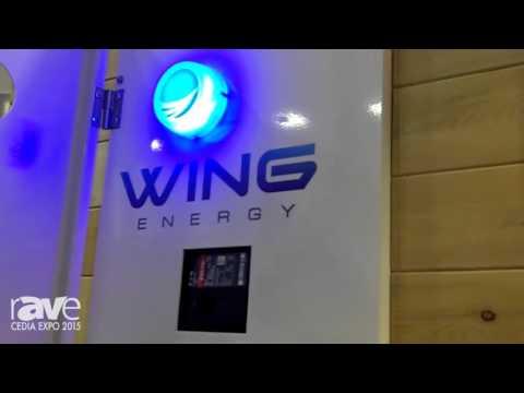 CEDIA 2015: Wing Energy Showcases Smart Circuit Breaker Panel That Measures Power Consumption
