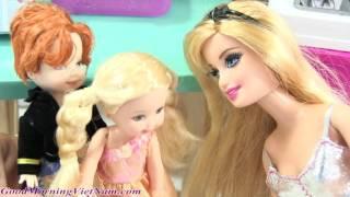 """Cuộc Sống Barbie & Ken [ Mùa 2]  """"Tập 1""""   Mẹ Con Barbie Đi Siêu Thị / Barbie's Life Movie"""