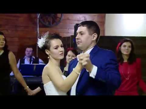 Zabawny Pierwszy Taniec - Weronika & Janusz