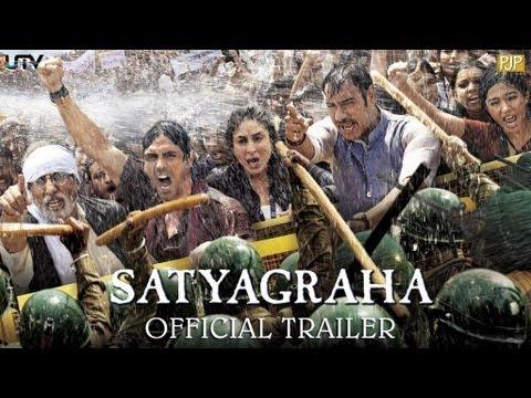 Satyagraha Trailer | Amitabh Bachchan | Ajay Devgn | Kareena Kapoor Khan video