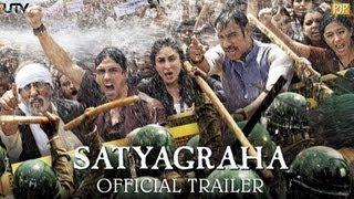 Satyagraha New Trailer | Amitabh Bachchan | Ajay Devgn | Kareena Kapoor Khan