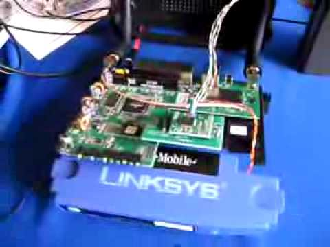 APRS in a Linksys Router