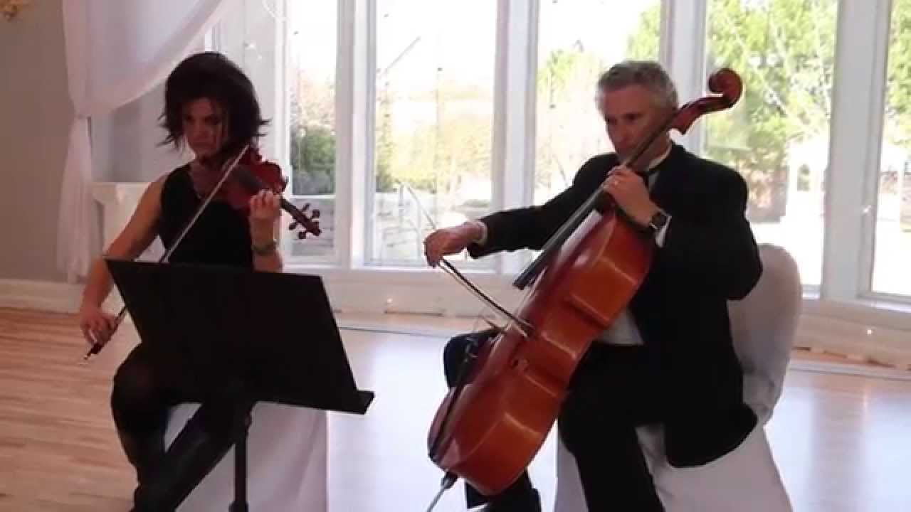 Canon In D Piano and Violin Duet by Pachelbels Canon In