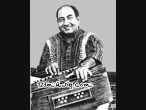 Yeh Duniya Yeh Mehfil Live Mohammad Rafi Sahab Hq video