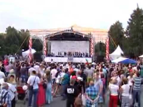 День строителя 2013 год Шахты репортаж СТС
