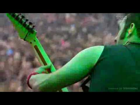 Unearth - Sanctity Of Brothers (Live@Wacken Open Air 2008) 6/10