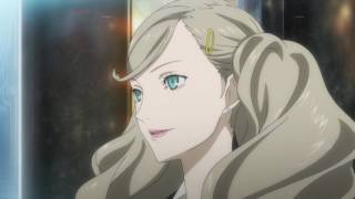 Persona 5 English - All Anime Cutscenes Game Movie