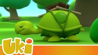 Uki - Adventures with Turtle 🐢 (25 Minutes!) | Videos for Kids