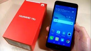Обзор Huawei Y6 II (HD)