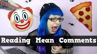 Reading Some of My Mean Comments // Emily Boo