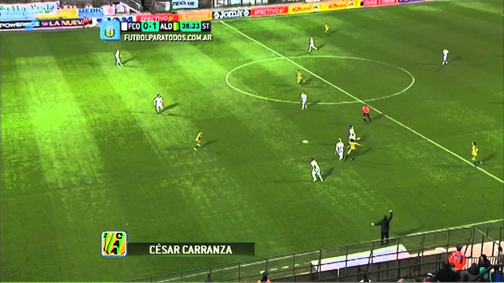 Ferrol Carril Oeste 0-1 Aldosivi Mar del Plata