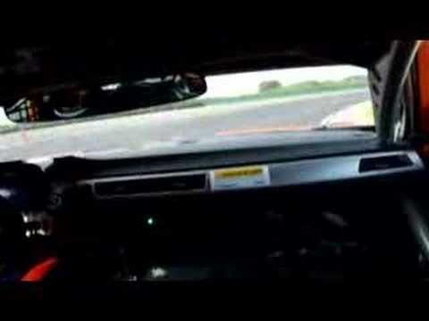 lap of croft with Colin Turkington 2007
