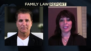 Family Law Report - Susan Settenbrino - Part 3 - Politicians in Robes