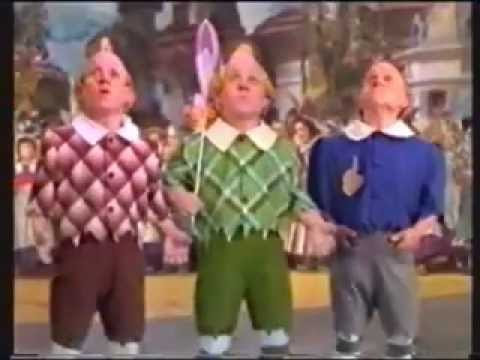 Banned Fedex Commercial With Wizard Of Oz Characters 2000