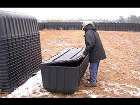 Концлагеря и пластиковые гробы в США. Америка готовится.