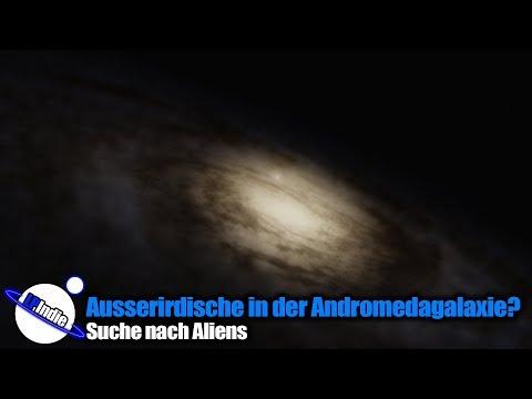 Ausserirdische in der Andromeda Galaxie?