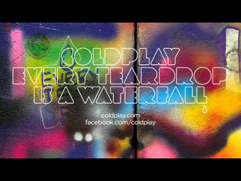 Coldplay - Every Teardrop Is A Waterfall (Official)