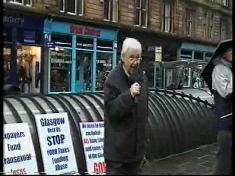 Culture and Sport Glasgow Protest Demo and Petition Launch - Part 1