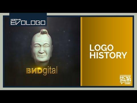 ВИDgital (VIDgital) Logo History | Evologo [Evolution of Logo] thumbnail
