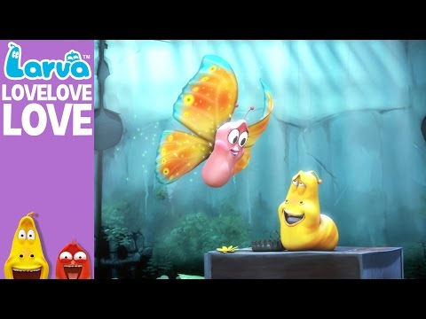 [Official] Love Love Love - Mini Series from Animation LARVA