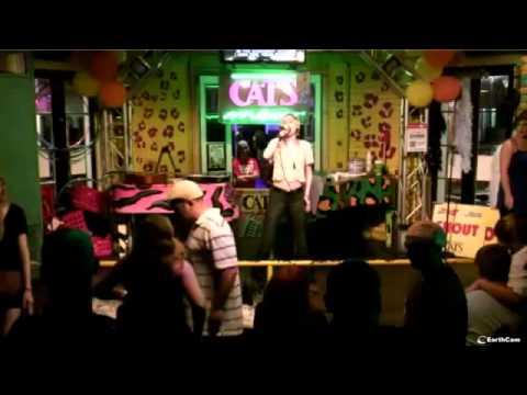 Evan Rachel Wood singing karaoke Like a Prayer at Cats Meows 03.04.2012