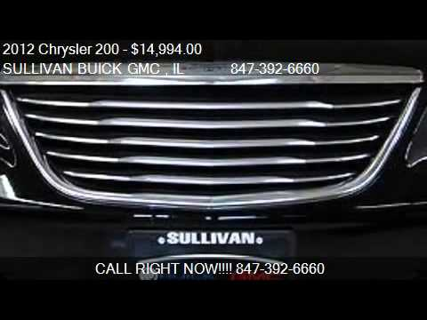2012 Chrysler 200 LX - for sale in ARLINGTON HEIGHTS , IL 60
