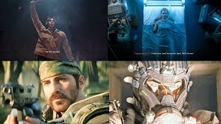All Specialists Backstories - BLACK OPS 4