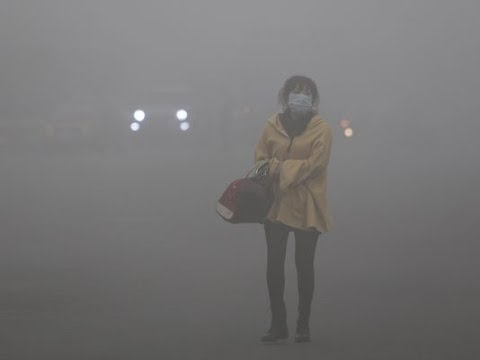Chinese Pilots Will 'Blind Land' Now Because Of Smog