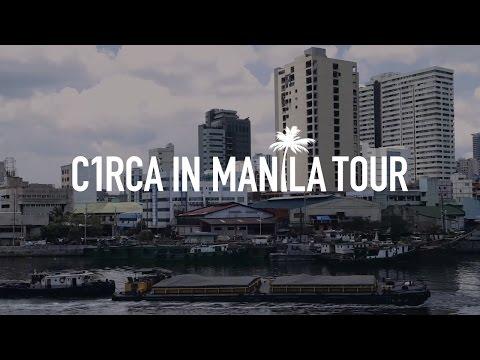 C1RCA In Manila Tour 2016