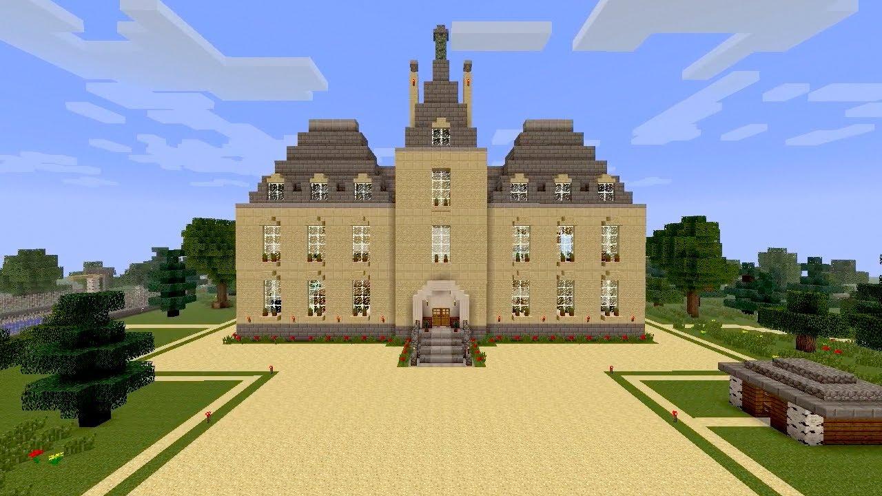 Marlincraft Marlinspike Hall Minecraft Mansion YouTube