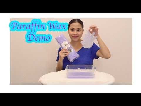 How To Apply Paraffin Wax Review And Demo 503-908-1568