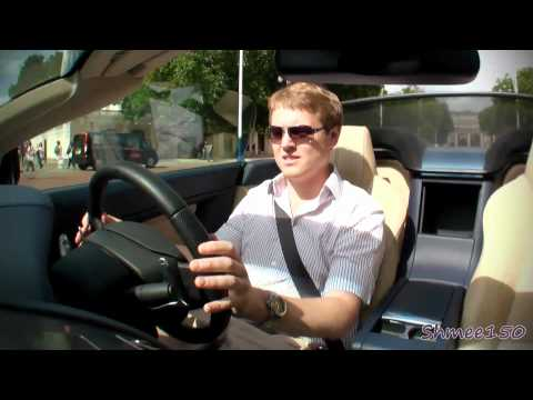 Shmee150's Aston Martin V8 Vantage Roadster - Video Review