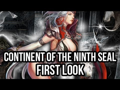 C9: Continent of the Ninth Seal (Free MMORPG): Watcha Playin'? Gameplay First Look