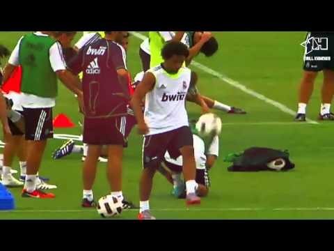 "Marcelo vs Fabio Coentrao: ""The best battle of Madrid"" 