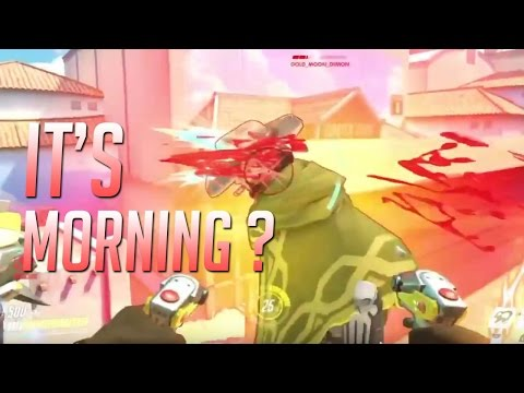 Overwatch ► FUNNY/FAILS & EPIC Moments #17