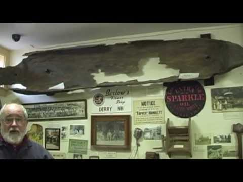 1st Settlers & Early Native American Indians of Derry NH & Preserving History ATSBK clip