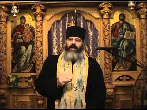 Duminica Sfintei Cruci (2012)_parintele Calistrat Chifan