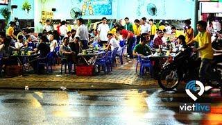 Việt Nam, 'bước ra đường là đụng quán nhậu'