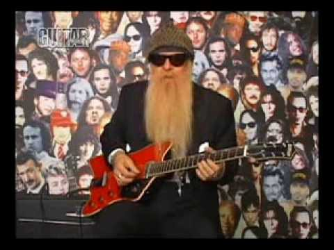 Billy Gibbons - Playing the Blues HQ