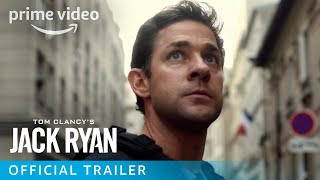 Tom Clancy's Jack Ryan | Official Trailer | Prime Video