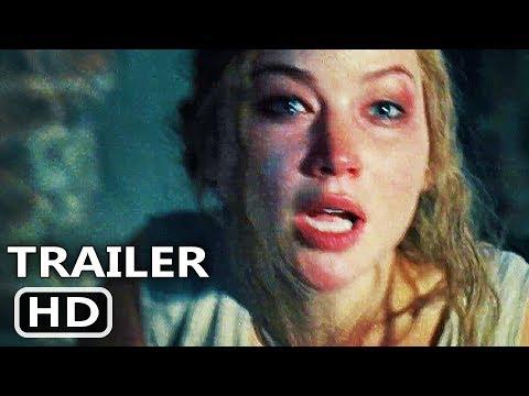 Mother New Official 2017 Jennifer Lawrence Jer Bardem Thriller