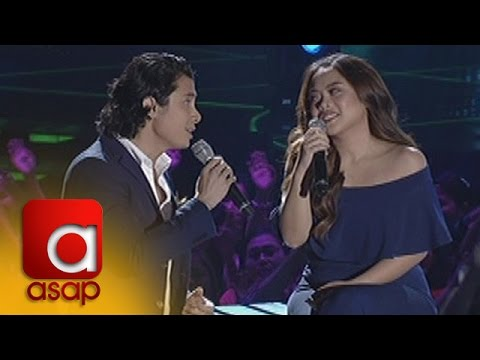 "ASAP: JC and Kim sing ""I Will Be Here"""