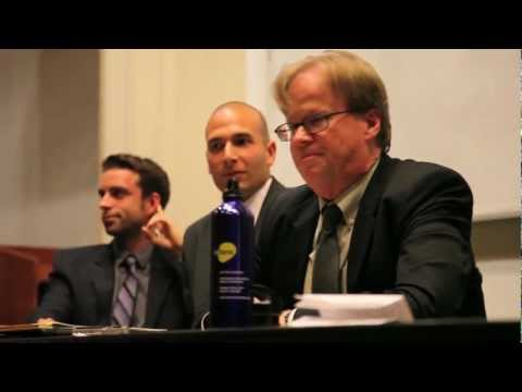 Steve Collett at CA-33 Debate - UCLA May 17