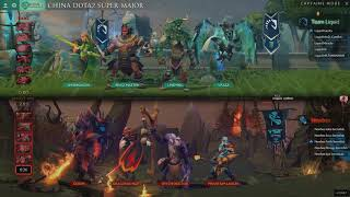 Team Liquid vs Newbee Game 2 | China Dota 2 Supermajor Group Stage Day 1