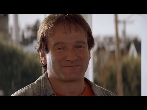 Mrs Doubtfire Ending - Robin Williams Tribute